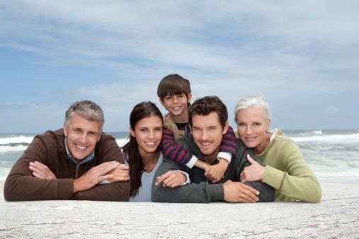 Ley de atracción y relaciones familiares